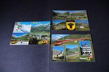 Cartoline Svizzera: Adermatt e Trummelbach 1970