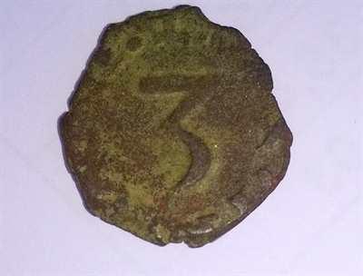Monete - Messina, 3 piccioli – R
