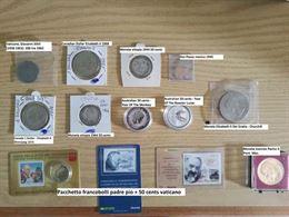Monete Etiopi - Australian - Mexico e altro