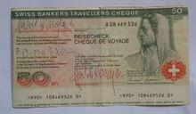 Traveler's Cheque di Herbert von Karajan