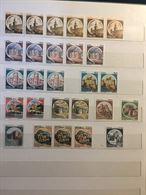 Vari francobolli