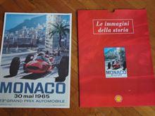 Manifesto 23° Grand Prix Automobile di Monaco