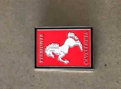 Distintivo piemonte cavalleria