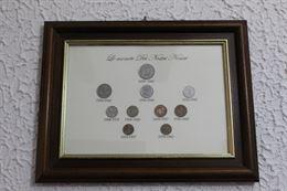 Quadro intitolato Le Monete dei Nostri Nonni