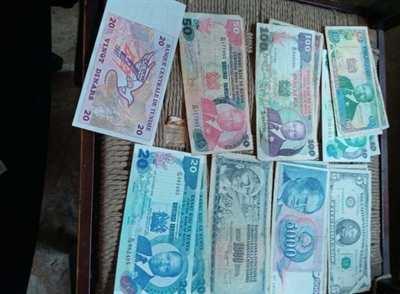 Banconote varie