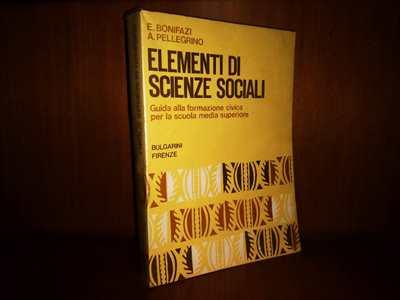 Elementi di Scienze Sociali
