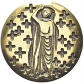 Medaglia Roma - Paolo VI - Giovanni Battista Montini