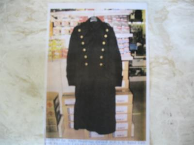 Cappotto da Capo Manipolo della M.V.S.N.