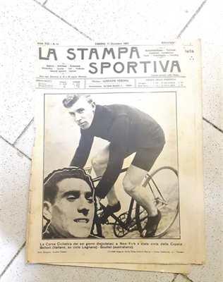 Giornali d'epoca del 1920