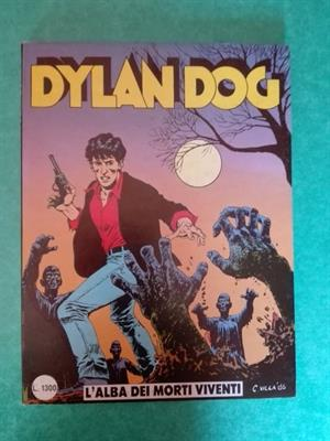 Numero 1 DYLAN DOG originale