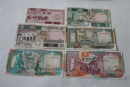 Banconote somalia