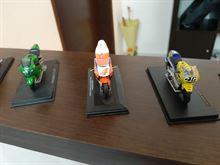 Modellini auto e moto da collezione
