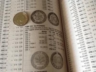 Moneta rara germania