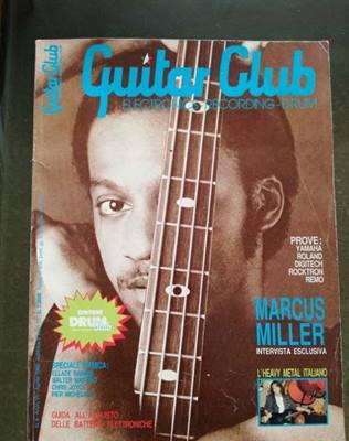 Guitar Club 1990