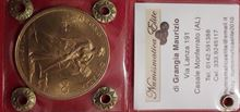 Monete oro - vittorio Emanuele lll