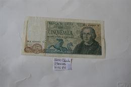 Banconota 5000 lire