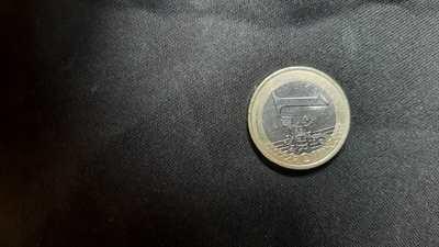1 Euro 1999 FRANCIA RARA DATA