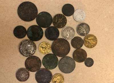 Monete regno repubblica straniere