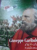 Folder 2007 Garibaldi nuovo con lamina dorata