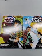 Demon Slayer star comics numeri da 1-5