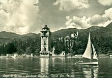 Cartoline d'epoca Lago di garda