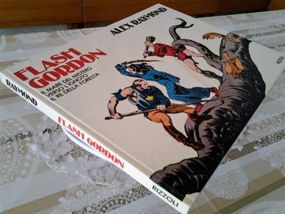 FLASH GORDON Rizzoli 1980