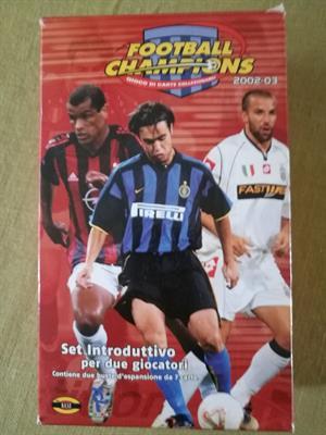 Football Champions - Gioco di carte collezionabili