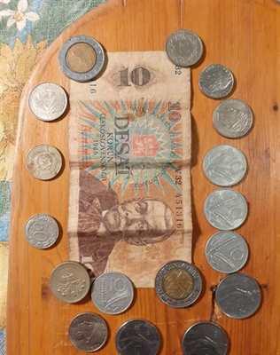 Varie - Trovato monete oltre le lire qualcosa