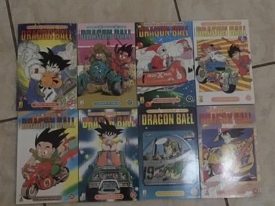 Dragon Ball 1a edizione dal n. 1 al 23