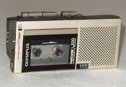 Olympus Pearlcorder L200 Microcassette Recorder