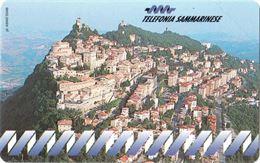 3 schede telefoniche San Marino & Vaticano
