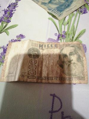 Banconota del 1982