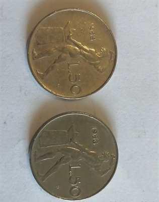 Montete 50 lire