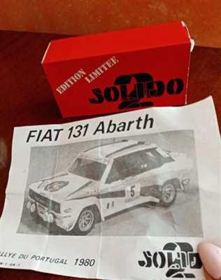 Fiat 131 Abart