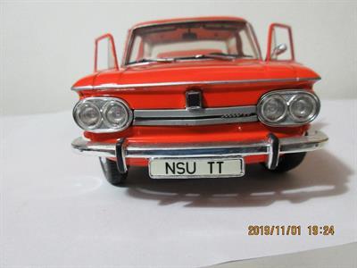 NSU TT scala 1/18