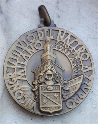 Medaglia VII Congresso dell'Istituto