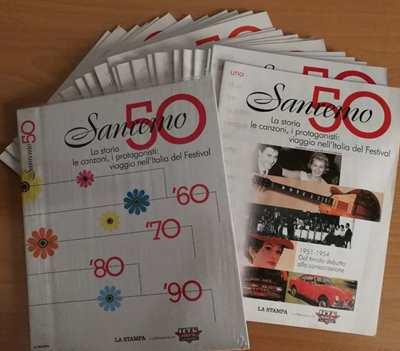 Raccolta Sanremo 50