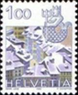 Francobolli nuovi serie Zodiac Svizzera