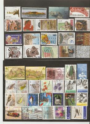 Cambio francobolli