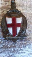 Medaglia stemma di Genova 1907