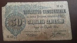 Antica Banconota (1861-1878)