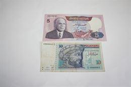 Banconote Tunisia