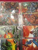 8schede telefoniche Marvel Heroes