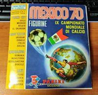 Panini Mexico 70 Completo - Album Figurine Calciatori