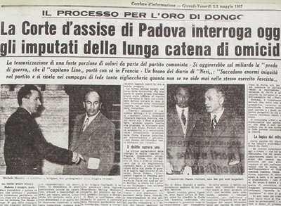 Riviste e/o giornali del 1957