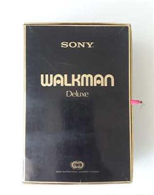 Sony Walkman Deluxe WM-3