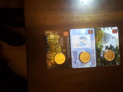 Coincard Città del Vaticano