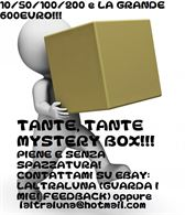 SCATOLE SORPRESA MISTERY BOX