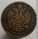 Moneta anno 1858 - Solo per interessati