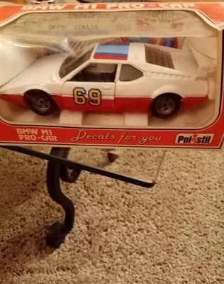 Polistil BMW 69